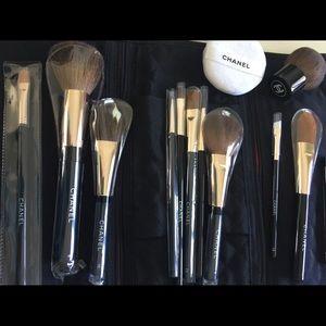 CHANEL Makeup Brush Set